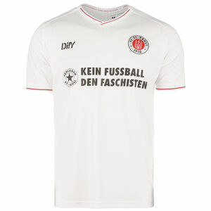 Sondertrikot Away 2021/2022, weiß / rot, zoom bei OUTFITTER Online