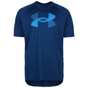 Big Logo Tech Trainingsshirt Herren, dunkelblau, zoom bei OUTFITTER Online