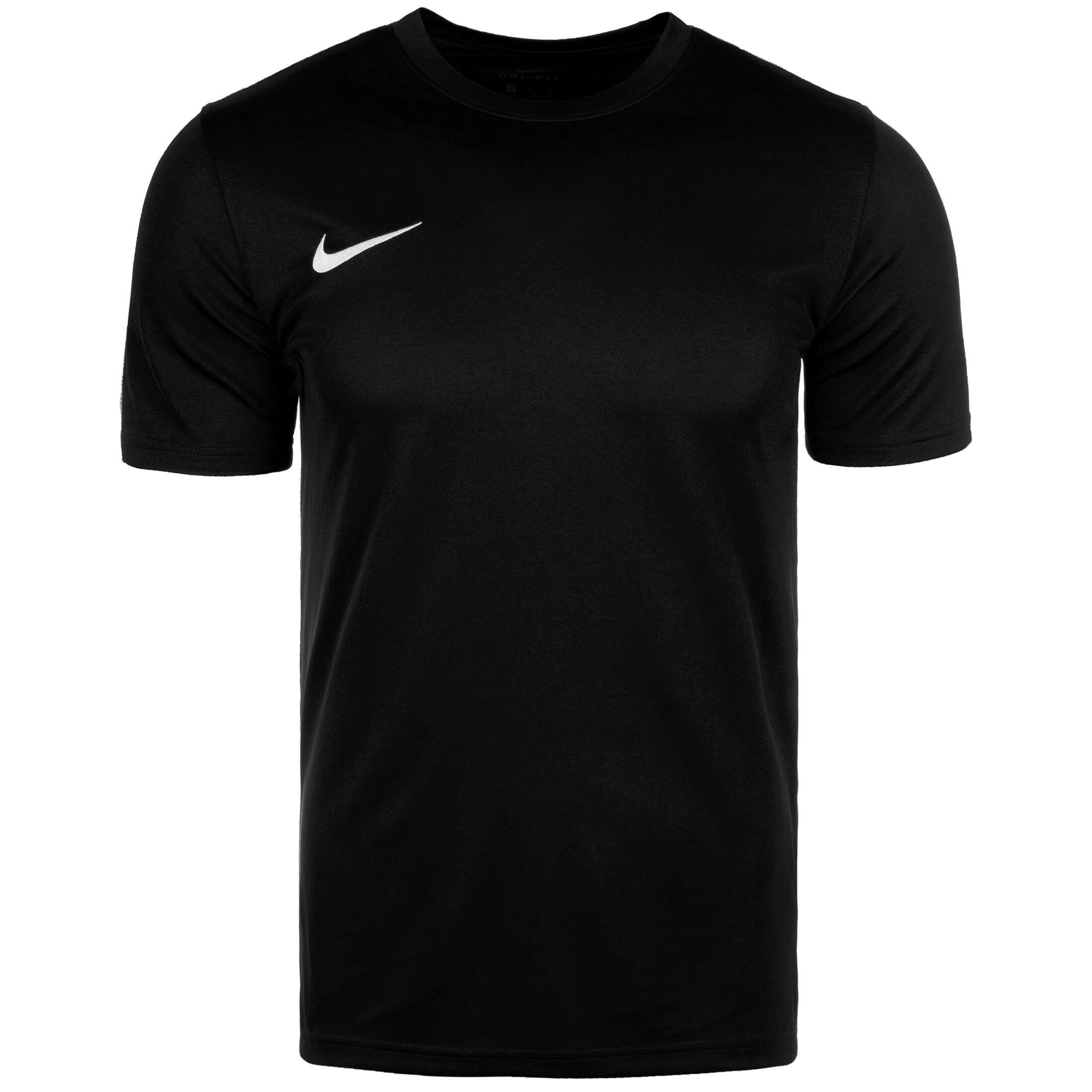 Nike Performance Dry Park 18 Trainingsshirt Herren schwarz