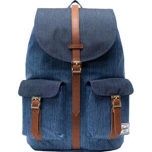 Dawson Rucksack, blau / braun, zoom bei OUTFITTER Online