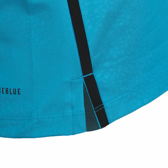 FreeLift Primeblue Trainingsshirt Herren, blau / schwarz, zoom bei OUTFITTER Online