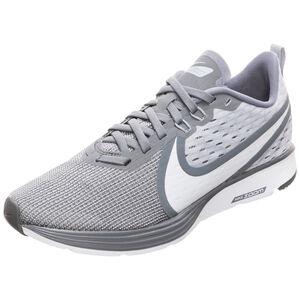 Zoom Strike 2 Laufschuh Damen, grau / weiß, zoom bei OUTFITTER Online