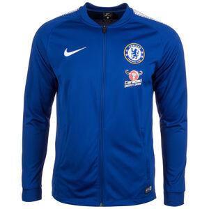 FC Chelsea Dry Squad Trainingsjacke Herren, blau / weiß, zoom bei OUTFITTER Online