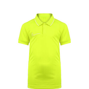 Dry Academy 19 Poloshirt Kinder, neongelb, zoom bei OUTFITTER Online