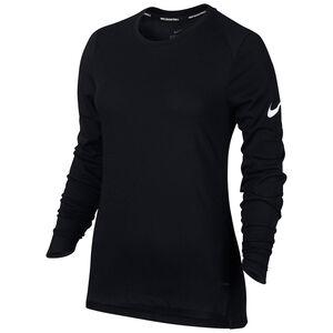 Dry Elite Longsleeve Damen, schwarz / weiß, zoom bei OUTFITTER Online