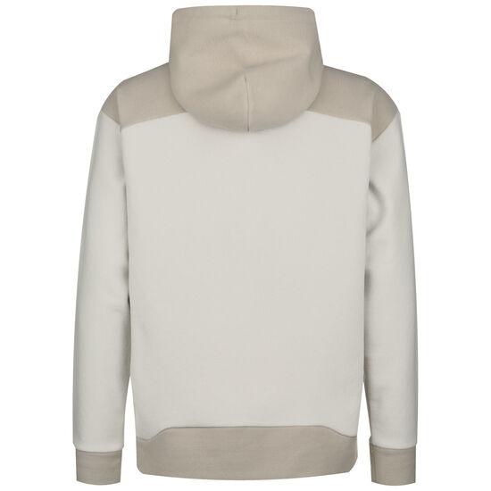 Recover Fleece Kapuzenjacke Herren, weiß / beige, zoom bei OUTFITTER Online