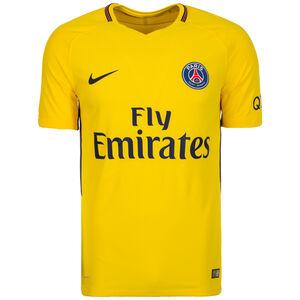 Paris St.-Germain Vapor Match Trikot Away 2017/2018 Herren, Gelb, zoom bei OUTFITTER Online
