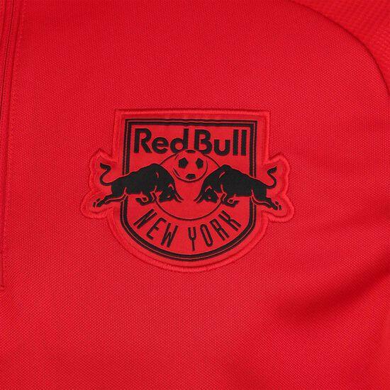 New York Red Bulls Trainingssweat Herren, rot / schwarz, zoom bei OUTFITTER Online