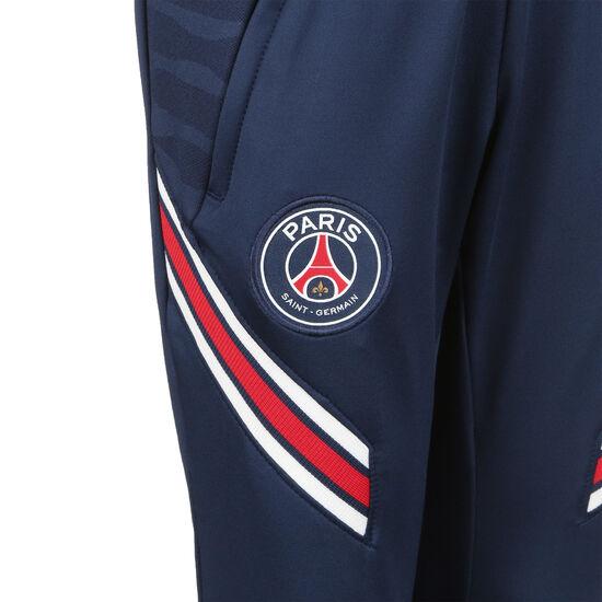Paris St.-Germain Strike Trainingshose Kinder, dunkelblau / weiß, zoom bei OUTFITTER Online