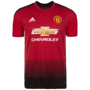 Manchester United Trikot Home 2018/2019 Herren, Rot, zoom bei OUTFITTER Online