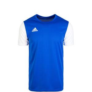 Estro 19 Fußballtrikot Kinder, blau / weiß, zoom bei OUTFITTER Online