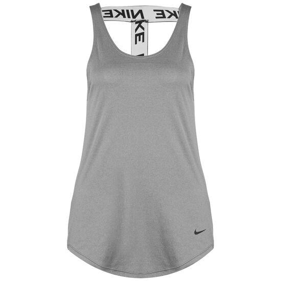 Dry Victory Elastika Trainingstank Damen, grau / schwarz, zoom bei OUTFITTER Online