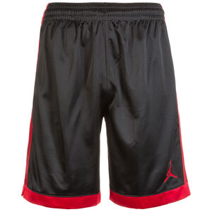 Jordan Franchise Shimmer Short Herren, schwarz / rot, zoom bei OUTFITTER Online