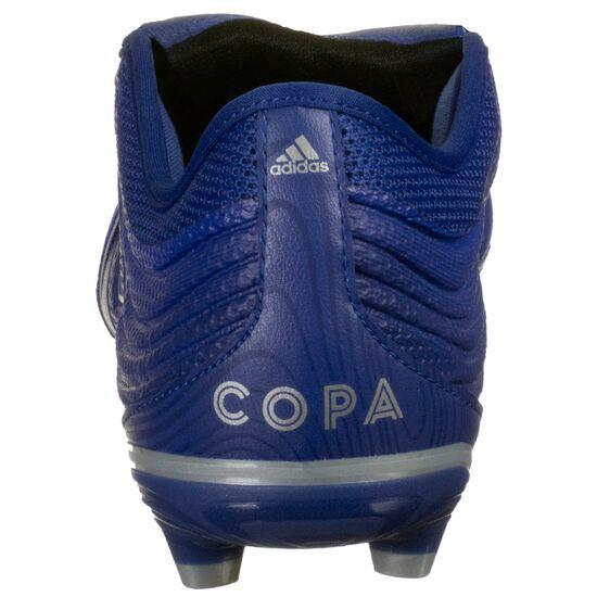 Copa Gloro 20.2 FG Fußballschuh Herren, blau / silber, zoom bei OUTFITTER Online