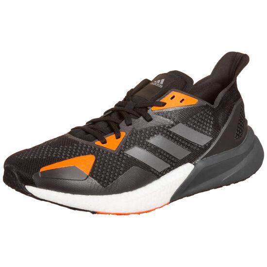X9000L3 Laufschuh Herren, schwarz / orange, zoom bei OUTFITTER Online