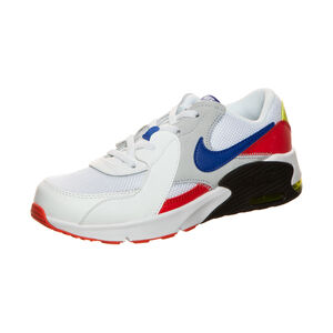 Air Max Excee Sneaker Kinder, weiß / blau, zoom bei OUTFITTER Online