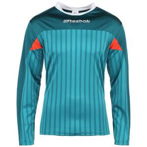 Meet You There Jersey Trainingsshirt Herren, grün / weiß, zoom bei OUTFITTER Online