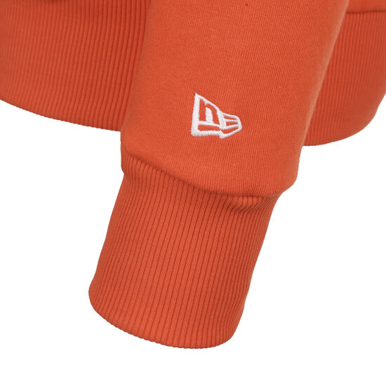 NBA Wordmark New York Knicks Sweatshirt Herren, orange / weiß, zoom bei OUTFITTER Online