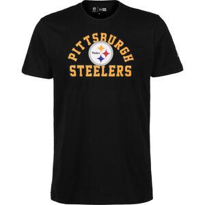 NFL Pittsburgh Steelers Arch Wordmark T-Shirt Herren, schwarz, zoom bei OUTFITTER Online