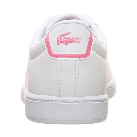Carnaby Evo Sneaker Kinder, weiß / rosa, zoom bei OUTFITTER Online