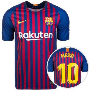 FC Barcelona Trikot Home Stadium Messi 2018/2019 Herren, Blau, zoom bei OUTFITTER Online