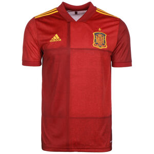 Spanien Trikot Home EM 2021 Herren, rot / gelb, zoom bei OUTFITTER Online