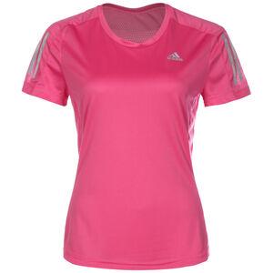 Own The Run Laufshirt Damen, rosa / silber, zoom bei OUTFITTER Online