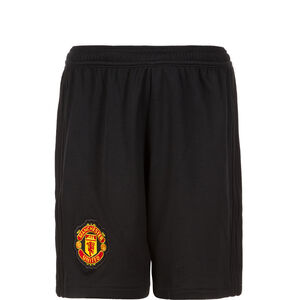 Manchester United Short Home 2018/2019 Kinder, Schwarz, zoom bei OUTFITTER Online