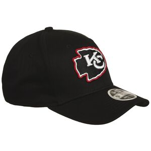 9FIFTY NFL Kansas City Chiefs Neon Pop Outline Snapback Cap, schwarz / rot, zoom bei OUTFITTER Online