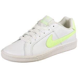 Court Royale Sneaker Damen, weiß / neongelb, zoom bei OUTFITTER Online