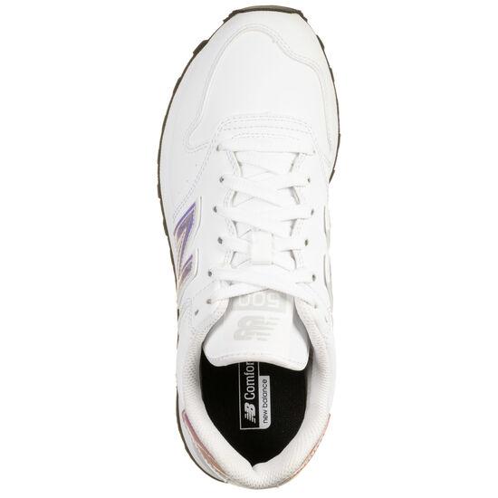 500 Sneaker Damen, weiß / lila, zoom bei OUTFITTER Online