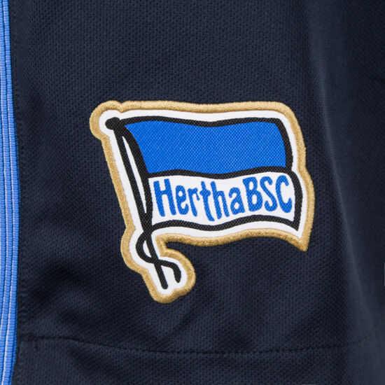 Hertha BSC Short Away Stadium 2017/2018 Kinder, Blau, zoom bei OUTFITTER Online