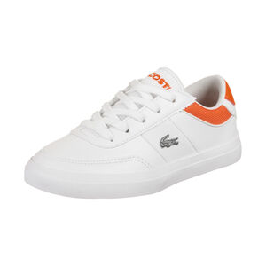 Court-Master Sneaker Kinder, weiß / rot, zoom bei OUTFITTER Online