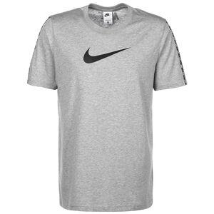 Sportswear Repeat T-Shirt Herren, grau / schwarz, zoom bei OUTFITTER Online