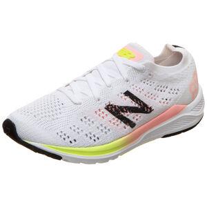 890v7 Laufschuh Damen, weiß / neongelb, zoom bei OUTFITTER Online