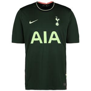 Tottenham Hotspur Trikot Away Stadium 2020/2021 Herren, dunkelgrün / hellgrün, zoom bei OUTFITTER Online