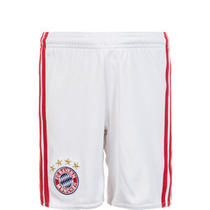 FC Bayern München Short Champions League 2017/2018 Kinder, Weiß, zoom bei OUTFITTER Online