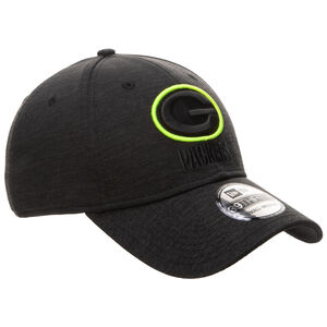 39THIRTY NFL Green Bay Packers Shadow Tech Cap, anthrazit / neongelb, zoom bei OUTFITTER Online