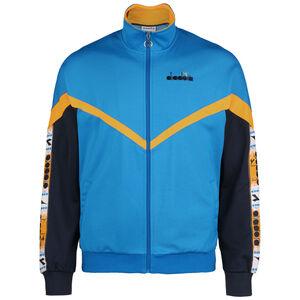Track Jacket Offside Jacke Herren, blau / gelb, zoom bei OUTFITTER Online