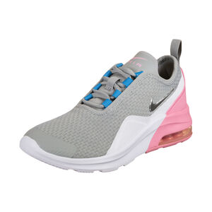 Air Max Motion 2 Sneaker Kinder, grau / pink, zoom bei OUTFITTER Online