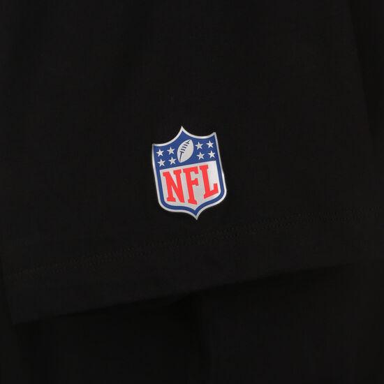 NFL Cotton Facility Arizona Cardinals T-Shirt Herren, schwarz / rot, zoom bei OUTFITTER Online