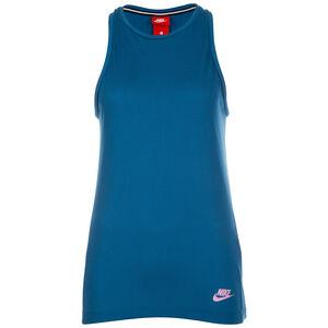 Essential Tanktop Damen, blau, zoom bei OUTFITTER Online