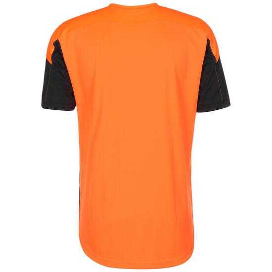 ftblNXT Trainingsshirt Herren, schwarz / orange, zoom bei OUTFITTER Online