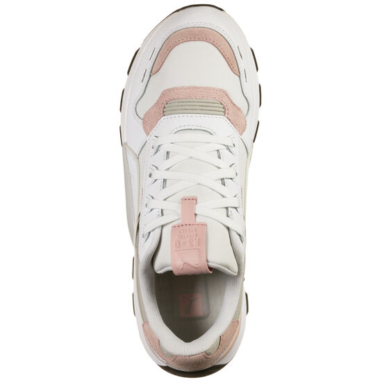 RS 2.0 Future Sneaker Damen, weiß / altrosa, zoom bei OUTFITTER Online
