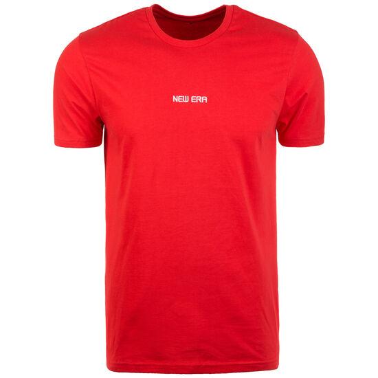 Essential T-Shirt Herren, rot, zoom bei OUTFITTER Online