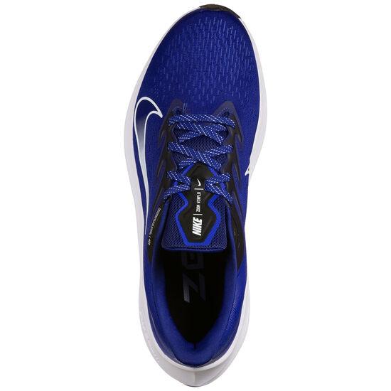 Zoom Winflo 7 Laufschuh Herren, blau / weiß, zoom bei OUTFITTER Online