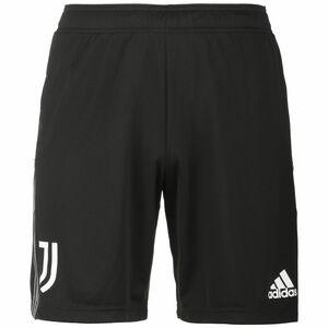 Juventus Turin Trainingsshorts Herren, schwarz / grau, zoom bei OUTFITTER Online