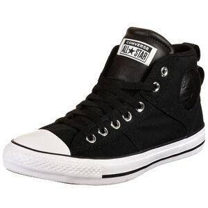 Chuck Taylor All Star CS Mid Sneaker Herren, schwarz / weiß, zoom bei OUTFITTER Online
