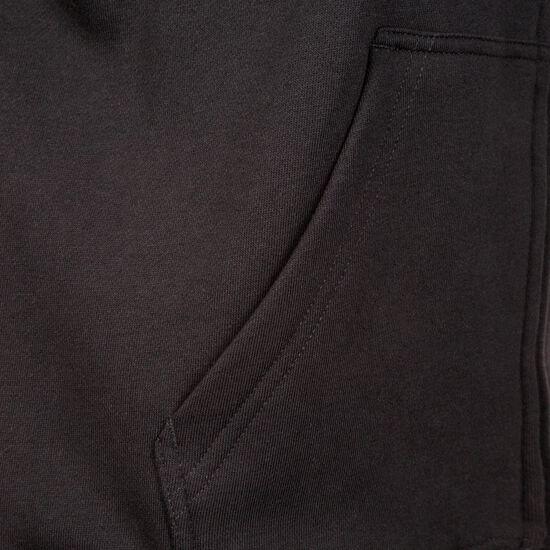Zip Hoody Kapuzenjacke Herren, schwarz, zoom bei OUTFITTER Online