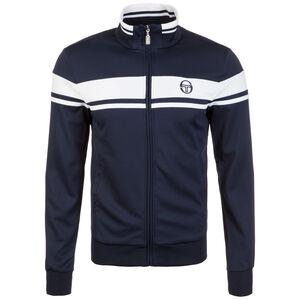 Damarindo Sweater Archivio Jacke Herren, dunkelblau / weiß, zoom bei OUTFITTER Online